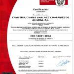 Sellos ISO de calidad: 14001:2004