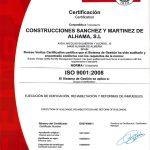 Sellos ISO de calidad 9001:2008